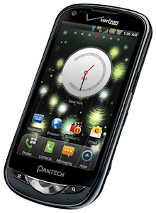 Pantech Breakout Custom Rom and Rooting - Android jail breaking