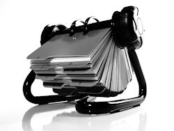 Social media is not a digital rolodex