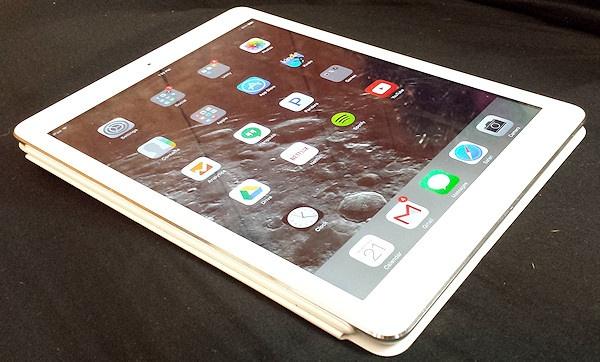 iPad Air - 30 days of iPad