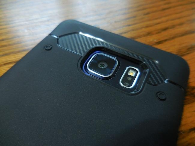 Galaxy Note 5 Camera and Screen
