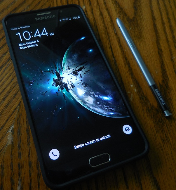 Note 5 Screen Stylus