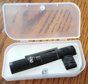 Lumintop Tool AAA Case Open