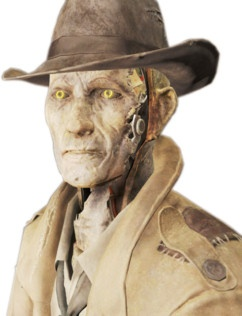Who is Nick Valentine of Fallout 4?