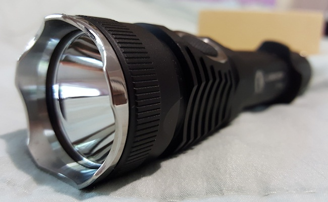 The Super Bright Lumintop TD16 LED Flashlight – A Review