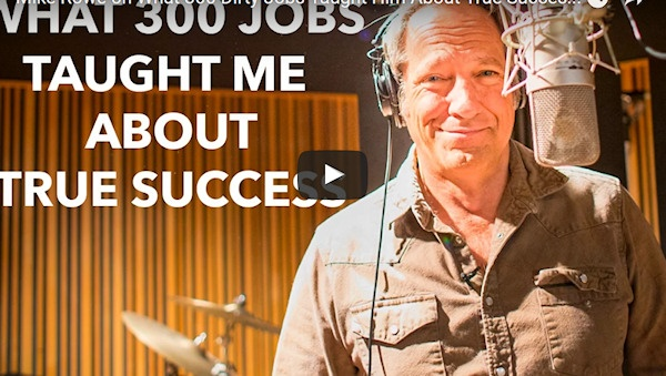 Mike Rowe 300 Jobs - Do The Work