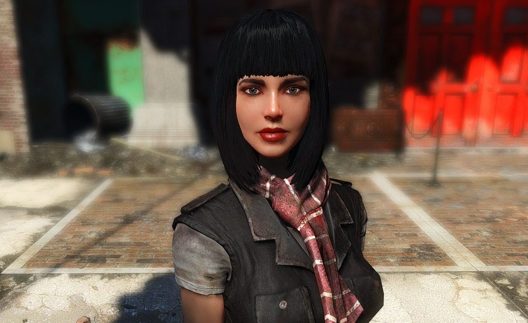 Fallout 4 Mod Review: Wastelander Barb Companion