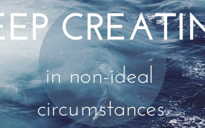 Keep Creating: Tips For Staying Inspired & Productive