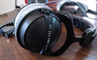 Beyerdynamic DT 770 Review and Opinions