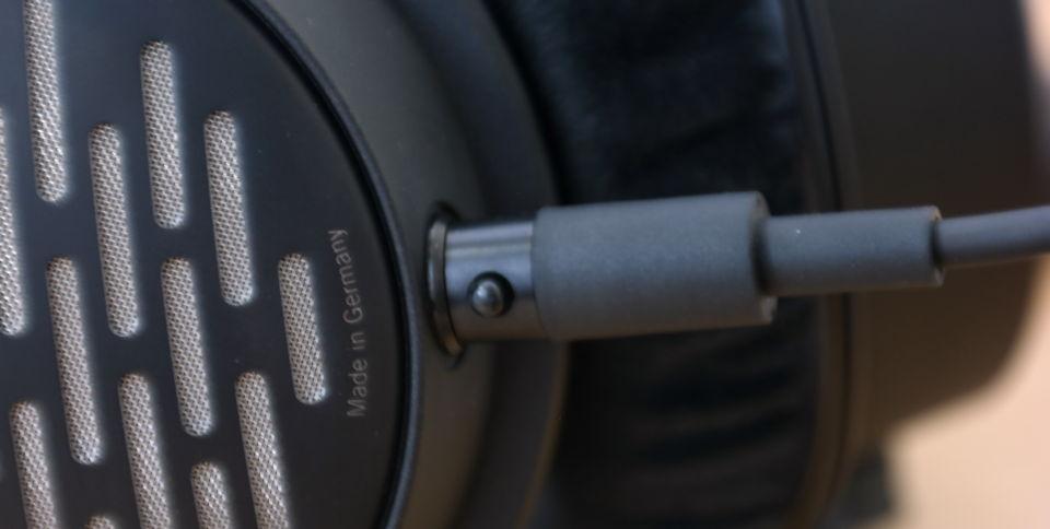 DT 1990's detachable mini-XLR cables