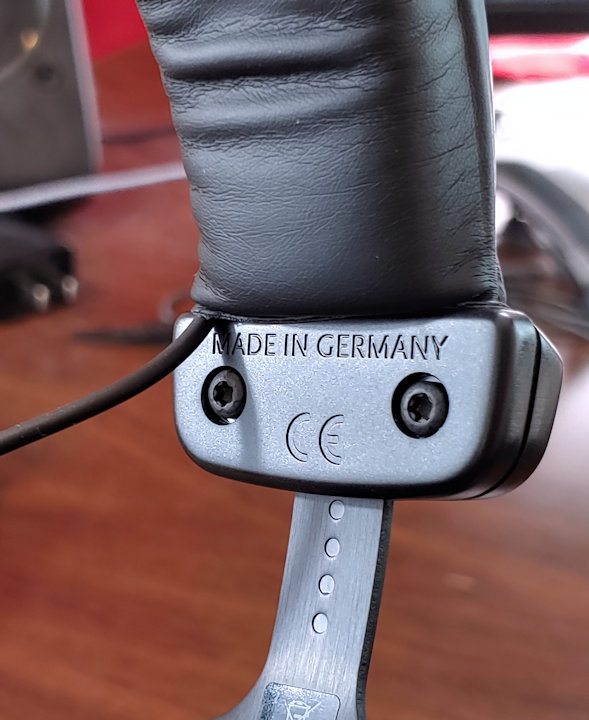 The Beyerdynamic DT 770 made in Germany